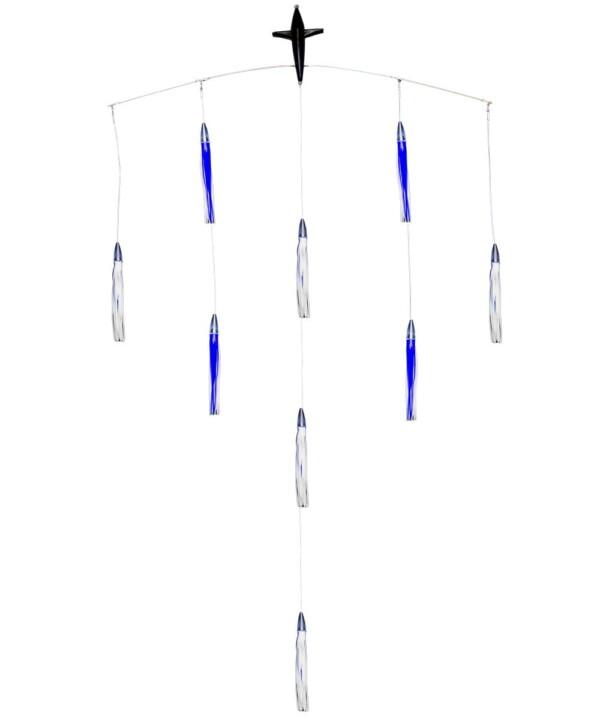 Blue/White Machine - 36 Inch Spreader