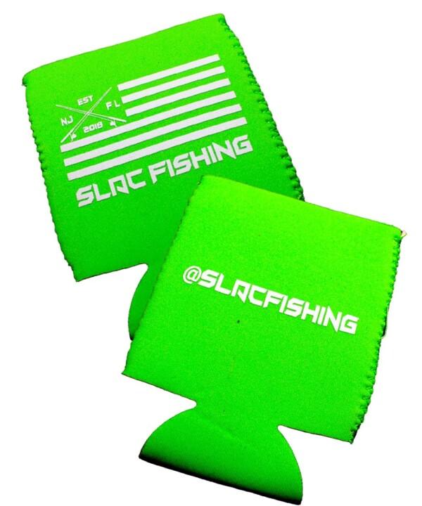 Green SLAC Koozie