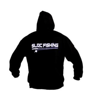 Black SLAC Hoodie Back