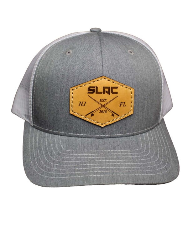 SLAC Hat Grey