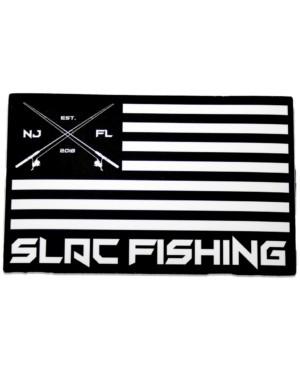 SLAC American Flag Sticker